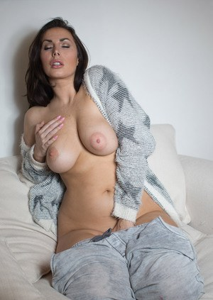 Perfect Brunette mature